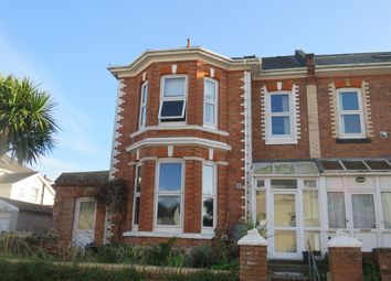 Thumbnail 7 bedroom end terrace house for sale in Elmsleigh Road, Paignton