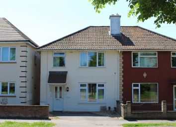 Thumbnail 3 bed semi-detached house for sale in Newmarket Road, Cambridge
