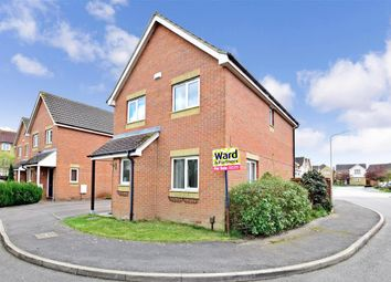Thumbnail 3 bed detached house for sale in Butterside Road, Kingsnorth, Ashford, Kent