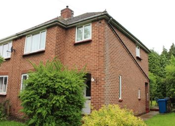 Thumbnail 3 bed semi-detached house for sale in Anglesey Road, Lichfield, Staffordshire