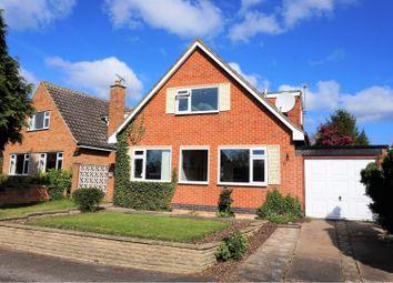 Thumbnail 3 bed detached house for sale in Belvoir Crescent, Langar, Nottingham