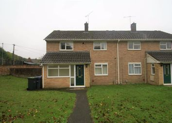 Thumbnail 2 bed semi-detached house to rent in Sidbury Circular Road, Tidworth
