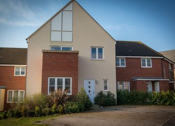 Thumbnail 4 bedroom terraced house for sale in Clark Drive, St. Neots