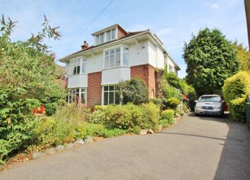 Thumbnail 7 bed detached house for sale in Stokewood Road, Winton, Bournemouth