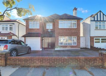 Thumbnail 5 bed detached house to rent in Mount Stewart Avenue, Kenton, Harrow