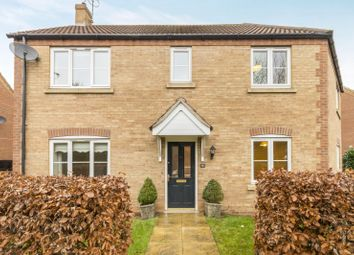Thumbnail 4 bed detached house to rent in Elgar Way, Stamford