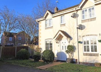 Thumbnail 2 bed terraced house for sale in Jarman Drive, Horsehay, Telford
