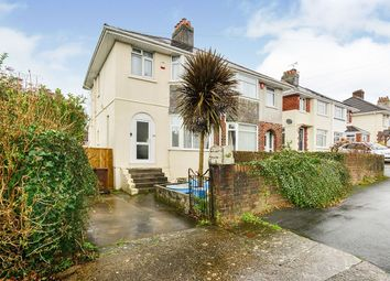 Thumbnail 3 bed detached house to rent in Nicholson Road, Plymouth