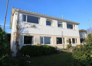 Thumbnail 4 bed detached house for sale in Towan Blystra Road, Newquay