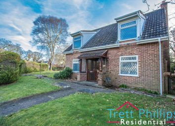 Thumbnail 3 bed detached house for sale in Grange Close, Ludham, Great Yarmouth