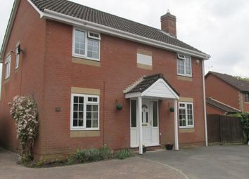 Thumbnail 4 bed detached house for sale in Lucerne Gardens, Hedge End, Southampton