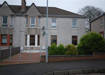 Thumbnail 3 bed flat for sale in Lindsay Crescent, Largs