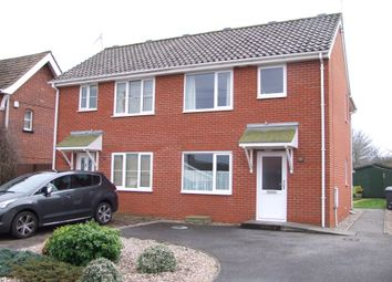 Thumbnail 3 bed semi-detached house for sale in St. Johns Road, Saxmundham