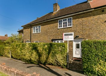 Thumbnail 2 bed terraced house for sale in Gareth Grove, Bromley