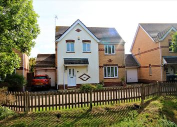 Thumbnail 3 bed detached house for sale in Squadron Drive, Worthing, West Sussex.