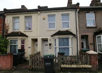 Thumbnail 2 bed terraced house for sale in Old Road West, Gravesend, Kent