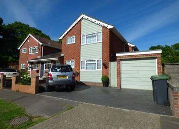 Thumbnail 3 bed link-detached house for sale in Oakdene, Gosport