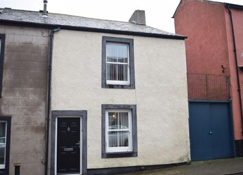 Thumbnail 3 bed end terrace house for sale in Wood Street, Maryport