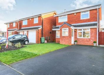 Thumbnail 3 bed detached house for sale in Crown Park Drive, Newton-Le-Willows, St Helens, Merseyside