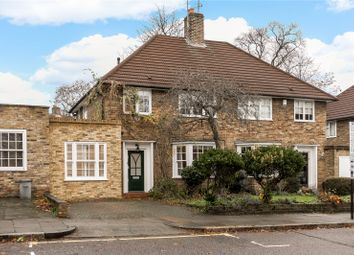 Thumbnail 4 bed semi-detached house for sale in Canonbury Park South, London