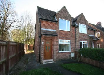 Thumbnail 2 bed property to rent in North Close, Thorpe Thewles, Stockton-On-Tees