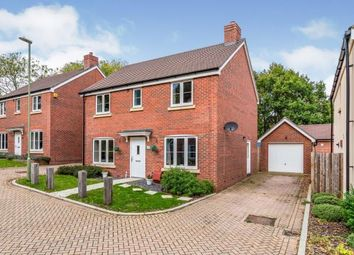 Thumbnail 4 bed detached house for sale in Calmore, Southampton, Hampshire