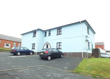 Thumbnail 2 bed flat for sale in Flat 14, Llanion House, Devonshire Road, Pembroke Dock