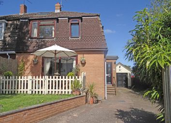 Thumbnail 3 bed semi-detached house for sale in Riverside Road, Topsham, Exeter