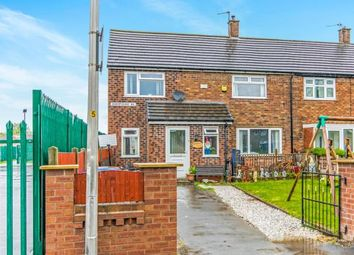 Thumbnail 4 bed semi-detached house for sale in Shropshire Avenue, Stockport, Greater Manchester, Brinnington