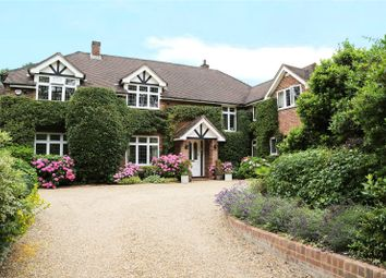 Thumbnail 5 bed detached house for sale in Pine Avenue, Camberley, Surrey