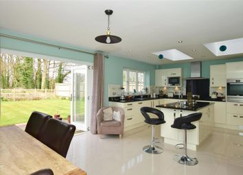 Thumbnail 4 bed detached house for sale in Grigg Lane, Headcorn, Ashford, Kent