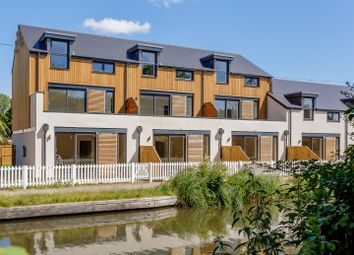 Thumbnail 3 bedroom end terrace house for sale in Wharfside Mews, Padworth