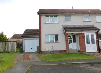 Thumbnail 3 bed semi-detached house for sale in Ling Beck Park, Seaton, Workington