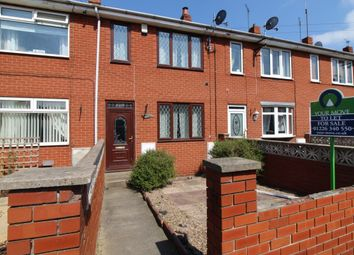 Thumbnail 3 bedroom terraced house to rent in Edward Street, Wombwell, Barnsley
