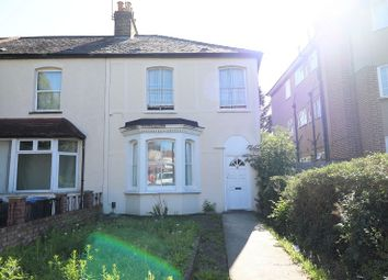 Thumbnail 4 bed end terrace house to rent in Hertford Road, Enfield, Greater London. EN3, Enfield,