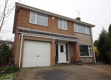 Thumbnail 5 bed detached house for sale in Stambers Close, Woodsetts, Worksop, Nottinghamshire