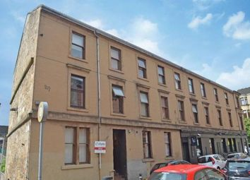 Thumbnail 1 bed flat to rent in Dalcross Street, Partick, Glasgow