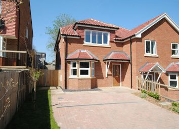 Thumbnail 3 bed semi-detached house for sale in Tilgate Gardens, Coulsdon