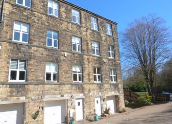 Thumbnail 4 bed town house for sale in Springhead Mills, Oakworth