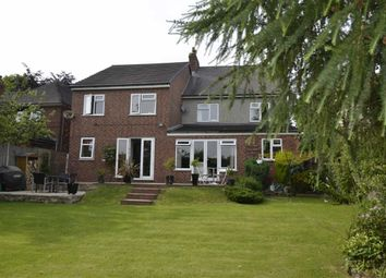 Thumbnail 5 bedroom detached house for sale in The Common, South Normanton, Alfreton