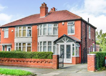 Parsonage Road, Manchester, Greater Manchester M20. 3 bed semi-detached house