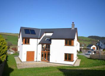 Thumbnail 4 bed detached house for sale in Cae Bach Rhiw, Rhydyfelin, Aberystwyth