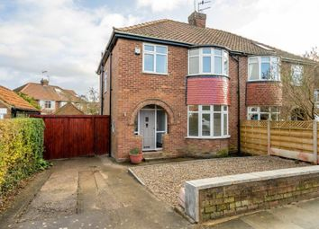 Thumbnail 3 bed semi-detached house to rent in 14 Dringthorpe Road, York