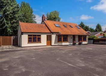 Thumbnail 4 bed detached house for sale in Norwich Road, Lenwade, Norwich, Norfolk