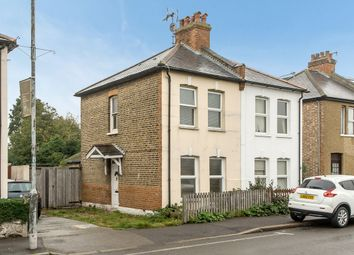 Thumbnail 2 bed terraced house for sale in Grand Drive, Raynes Park, London
