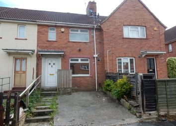 Thumbnail 3 bedroom terraced house for sale in Torrington Avenue, Knowle, Bristol