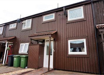 Thumbnail 3 bedroom terraced house for sale in Freston, Peterborough