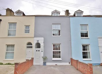 Thumbnail 4 bed terraced house for sale in Beach Road, Southsea