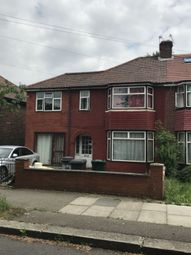 Thumbnail 8 bed terraced house to rent in Cotswold Gardens, Cricklewood