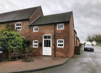 Thumbnail 2 bed property to rent in Corner Barn, The Old Hall, Hulland Village, Ashbourne